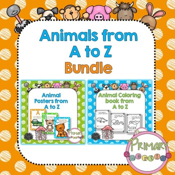 ABC Animals Bundle