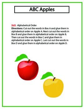 ABC Apples