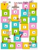 PHONICS ABC BOARDGAME - PINK PIGGY ABC - PRINTABLE with SU