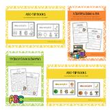 ABC BUNDLE (läsförståelse, forma bokstäverna, flip books o