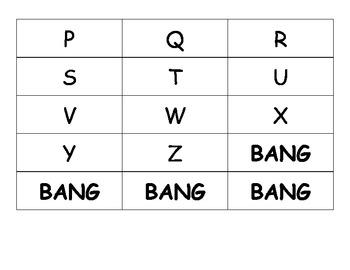 ABC Bang