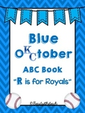 ABC Baseball Book
