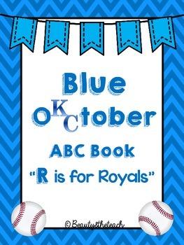 ABC Baseball Book
