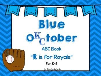 ABC Baseball Book K-2
