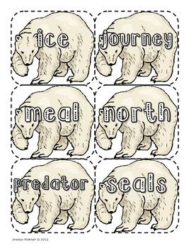 ABC Bears: A Polar Bear Themed Alphabetical Order Activity