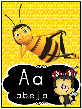 ABC Bee penmanship