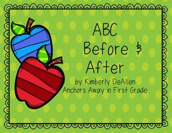 ABC Before and After