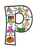 ABC Beginning Sound Puzzles A-Z