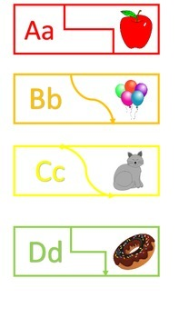 ABC/Beginning Sounds Puzzle