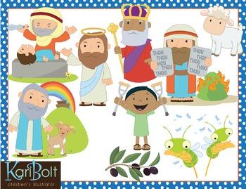 ABC Bible Clip Art