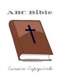 ABC Bible Verse Copywork