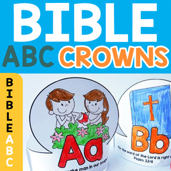 ABC Bible Verse Crowns