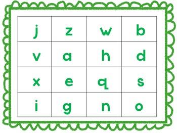 ABC Bingo Cards (13)