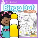 ABC Bingo Dot Marker Alphabet Activities