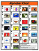 ABC, Blends/Digraphs, and Chunks - 6 full color chart set+3 phonics lessons