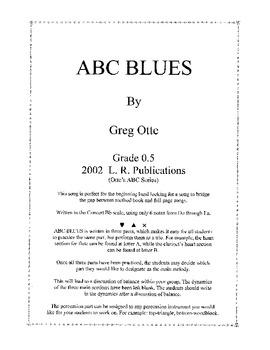 ABC Blues