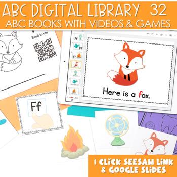ABC Book Digital Library