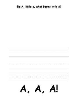 ABC Book (Dr. Seuss Project)
