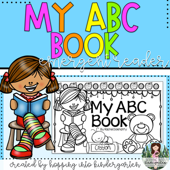 ABC Book - Emergent Reader