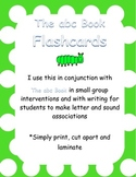ABC Book Flashcards