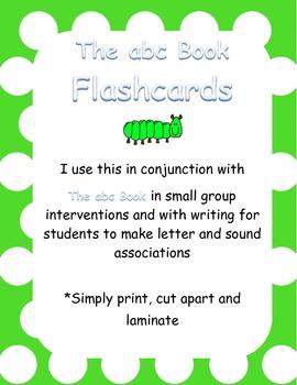 ABC Book Flashcards