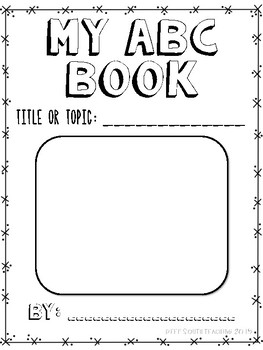ABC Book Project!