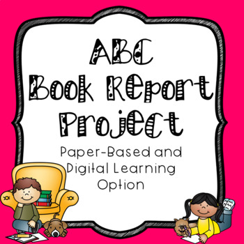 ABC Book Report Project