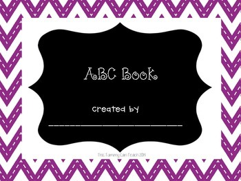 ABC Book (Student Dictionary)