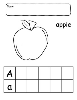 ABC Book for Students