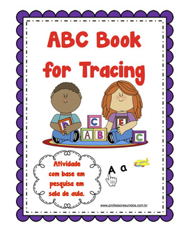 ABC Book for Tracing