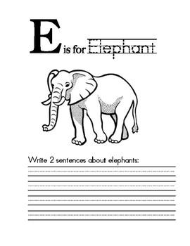 ABC Book of Animals