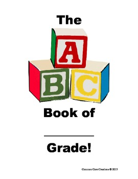 ABC Book of Any Grade!!