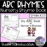ABC Book of Nursery Rhymes