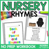 Nursery Rhymes Printable Book