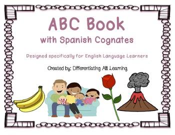 ABC Book with Spanish Cognates