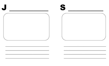 ABC Booklet Template- Legal Sized Paper