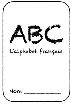 ABC Booklet in French (ABC en français)