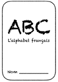 ABC Booklet in French (ABC en français)