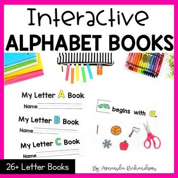 Alphabet Interactive Books