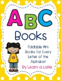 ABC Books (Foldable Mini Books for Every Letter of the Alphabet)
