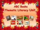 ABC Books Thematic Literacy Unit - Great for Beginning of Year!! CCSS