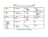 ABC Brainstorm Strategy
