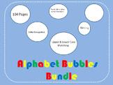 Alphabet Bubble Activities