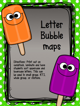 ABC Bubble Maps