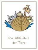ABC-Buch der Tiere (Animals in German) Book