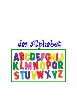 ABC * Büchlein For German