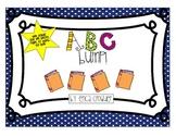 ABC Bump!  (With BONUS recording sheets)
