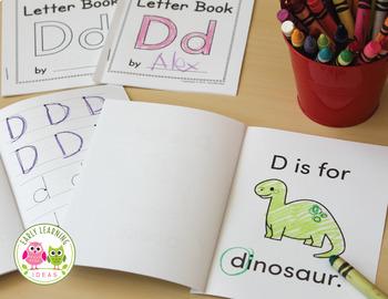 Alphabet Activities for Preschool & Kindergarten: ABC Bundle #2