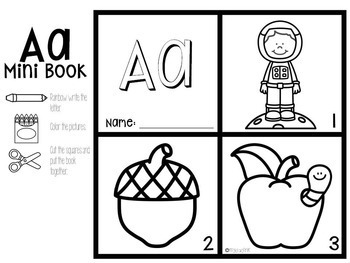 Alphabet Activities Bundle