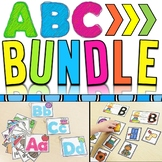 ABC Bundle:  Word Wall, Sorts, and More!